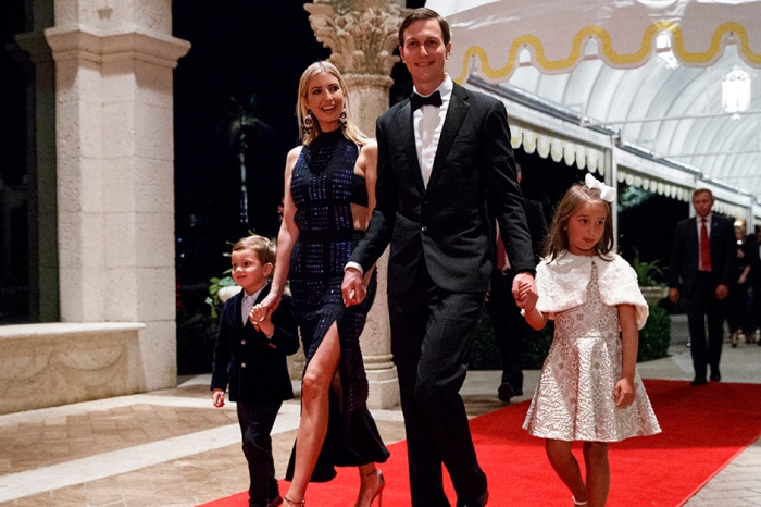 Ivanka Trump shared the most adorable message to hubby Jared Kushner on his birthday