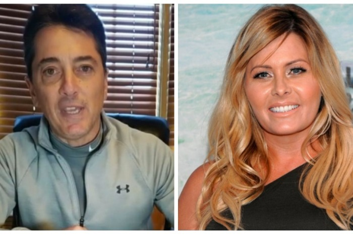 Nicole Eggert has made her allegations against Scott Baio official by filing a police report