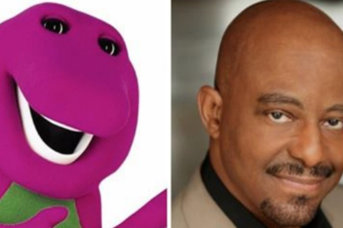 The man behind one of the most beloved children's show characters now has the most unlikely of jobs
