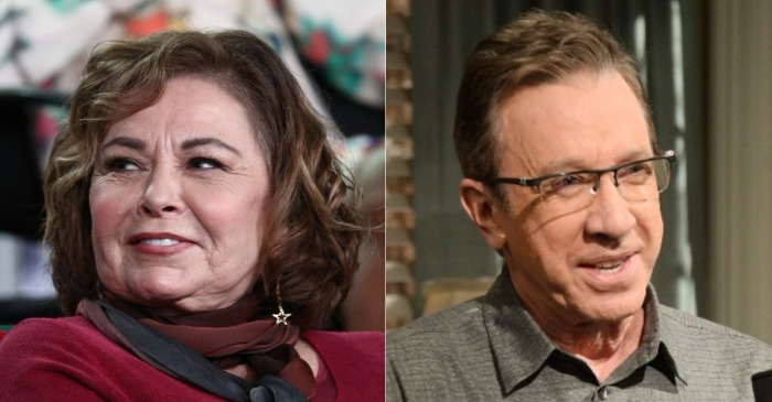 "Fans who think Tim Allen got a raw deal are begging him to join ""Roseanne"" — here's what he said about it"