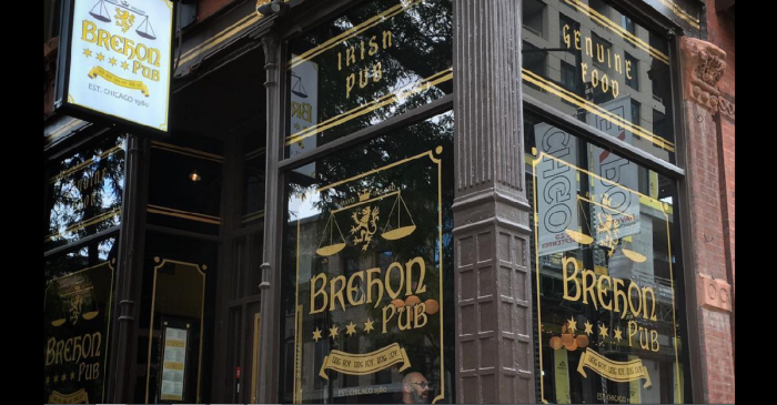 The history of Brehon Pub and the role it's played in Chicago journalism