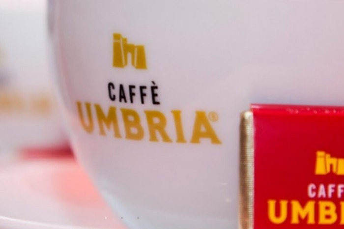Ditch your corner coffee spot and visit Caffe Umbria's in Logan Square
