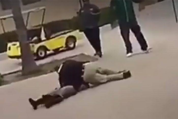 Watch a cop's violent takedown of a suspended female student who apparently wouldn't leave campus