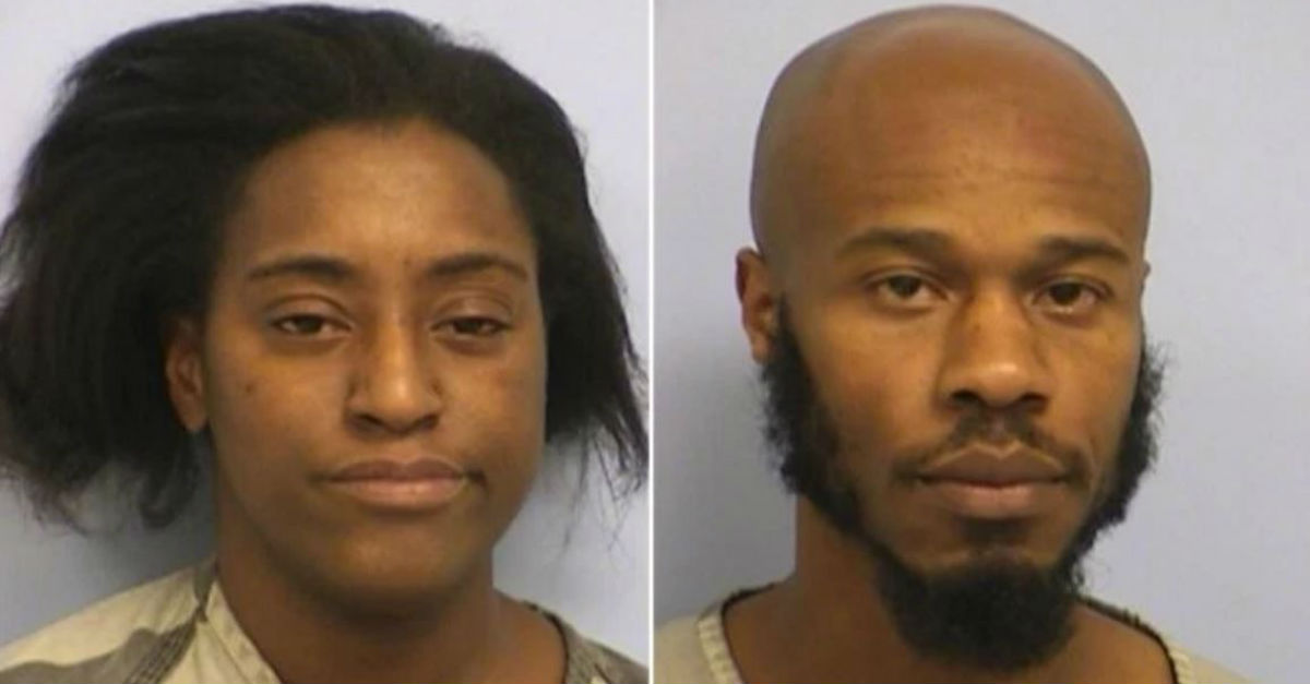 Police arrest Texas couple for wildly lewd behavior in booth of their local eatery