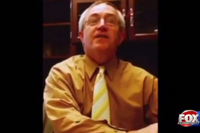 "A high school principal ""retired"" after his racist jokes were caught on a secretly-recorded video"