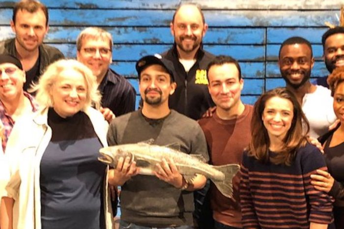"Lin-Manuel Miranda just saw ""Come From Away"" — and he explains why it's so effective"