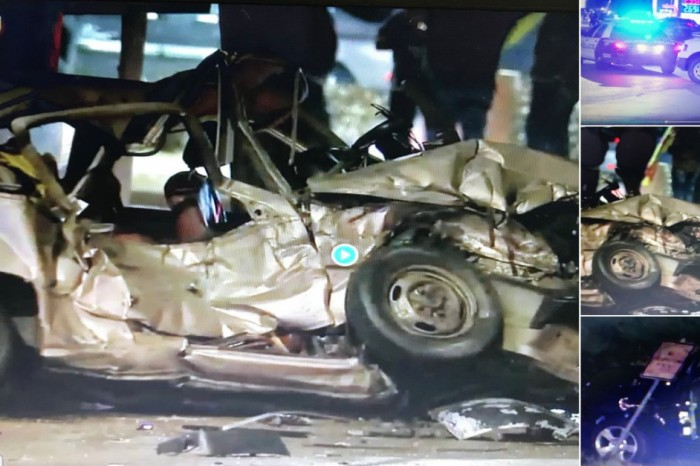 Police say a 20-year-old traveling upwards of 90 mph killed a man in Pasadena DUI hit-and-run early this morning