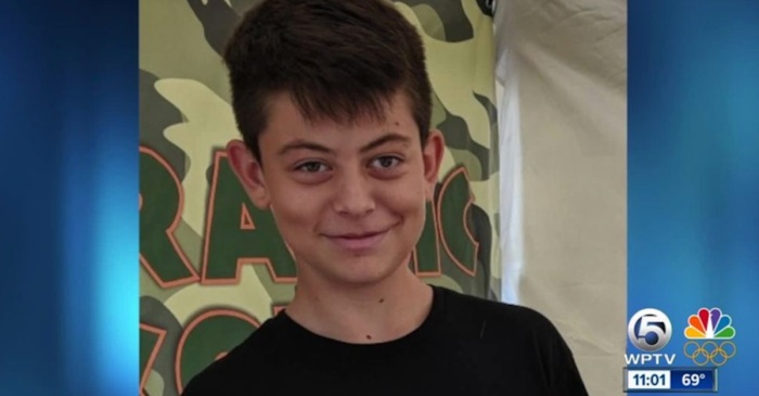 A 12-year-old Florida boy came down with a 102-degree fever — 48 hours later, he lost his life