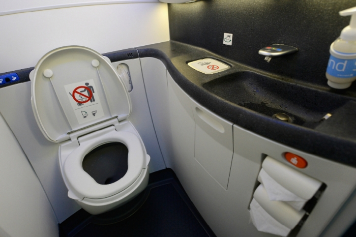 "Flight filled with more than 80 plumbers on it had ""toilet problems"" that couldn't be fixed"