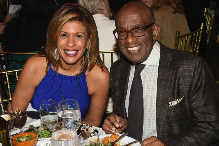 Al Roker laid a verbal smackdown on a Twitter user who wasn't impressed with Hoda Kotb's promotion