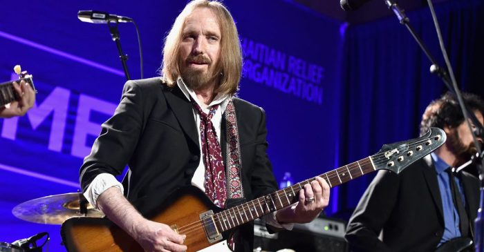 Tom Petty's cause of death has been revealed — and it's heartbreaking