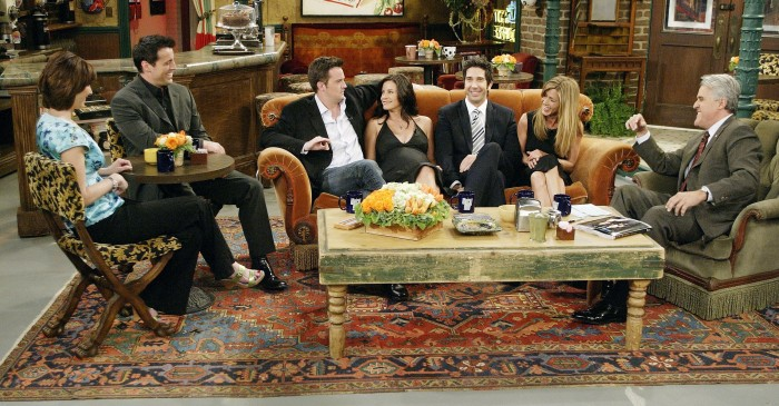 "Brits are finally seeing ""Friends"" for the first time — and they've got tons of questions"