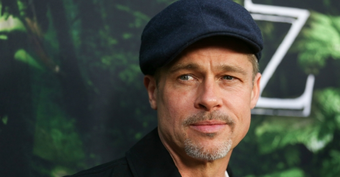 Brad Pitt reportedly uses his real name when hitting on ladies in coffee shops