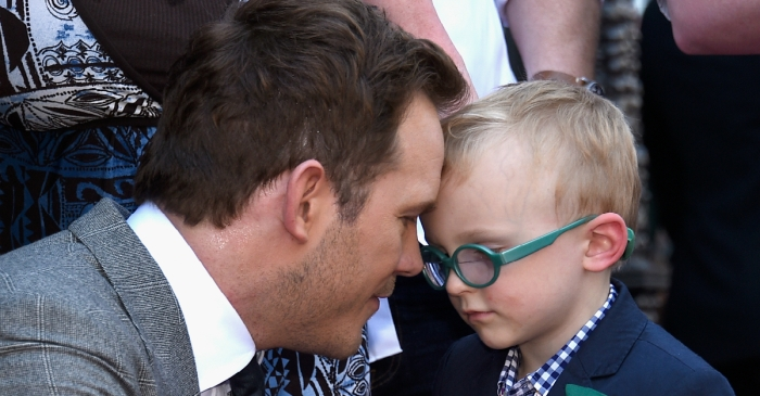 Chris Pratt shared a touching tribute to his 5-year-old son that will definitely bring a tear to your eye