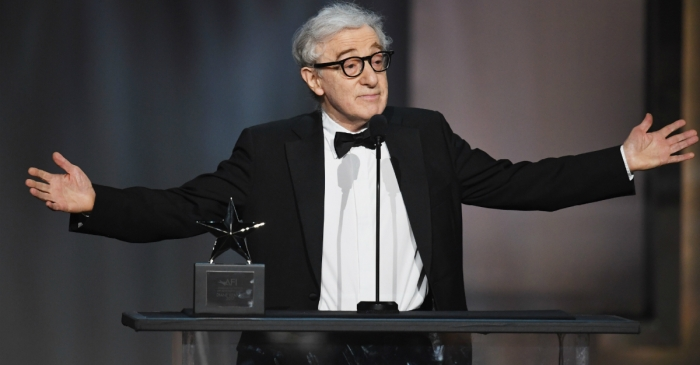 Hollywood hypocrites are finally starting to disavow alleged sexual predator Woody Allen