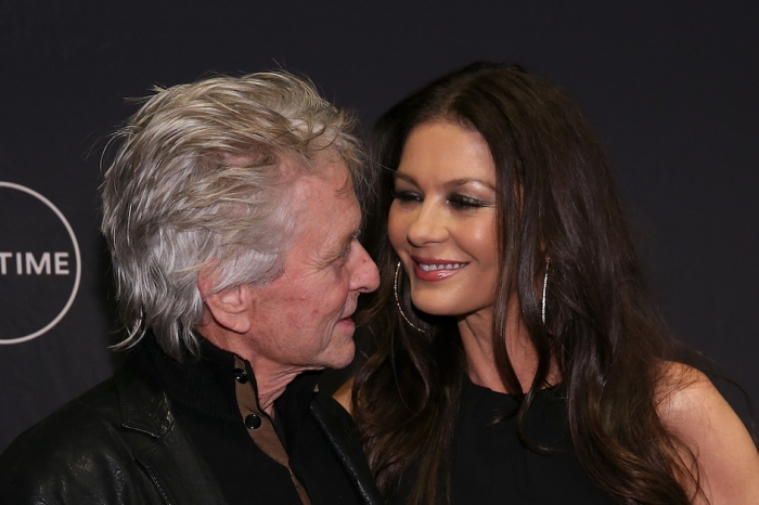 Catherine Zeta-Jones has chimed in on 30 year-old misconduct allegations against her husband Michael Douglas