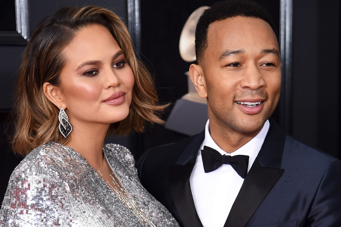 Chrissy Teigen goes on epic Twitter rant about John Legend's habit of stealing chargers