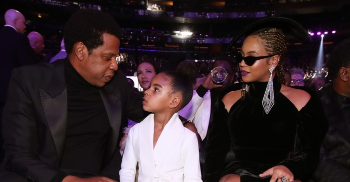 Blue Ivy doesn't appreciate her parents' clapping — and the internet is in love