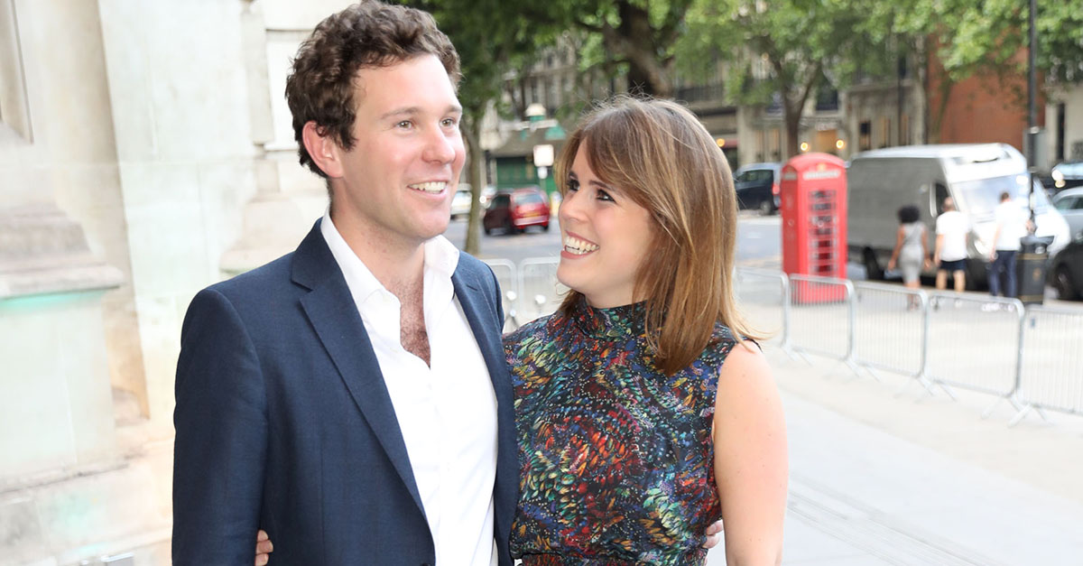 Here's everything you should know about Princess Eugenie's new fiance Jack Brooksbank