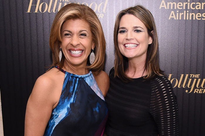 "Savannah Guthrie speaks out about having Hoda Kotb replace Matt Lauer on ""TODAY"""