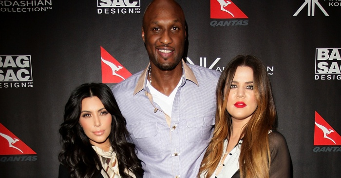 When Lamar Odom came after Khloé, Kim Kardashian West swooped in and shut him down