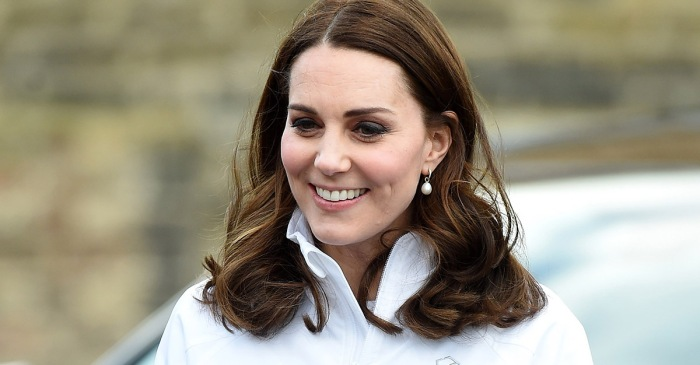 Duchess Catherine made good use of her hair after chopping off 7 inches of her gorgeous locks