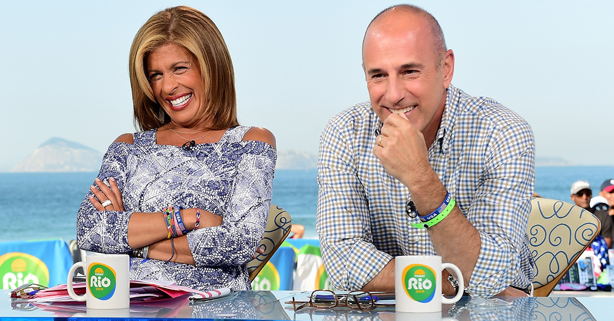 "Hoda Kotb isn't just taking over Matt Lauer's ""TODAY"" seat — she's getting a huge payday"