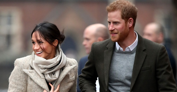 Police are investigating a suspicious substance delivered to Prince Harry and Meghan Markle's home