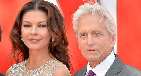 Michael Douglas puts his family first while denying sexual misconduct allegations from 30 years ago