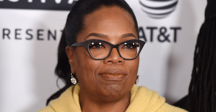 "Oprah Winfrey's getting called out by another celebrity for being ""part of the problem"""