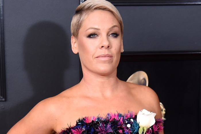 Pink lost it on the president of the Grammys after he spoke out about women in music