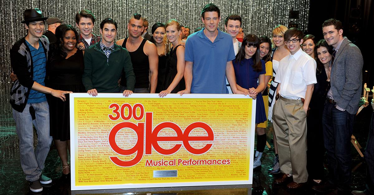 Glee Mark Salling dead suicide