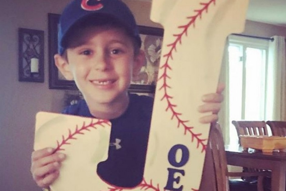 One of the smallest Cub's fan passed away due to rare brain tumor