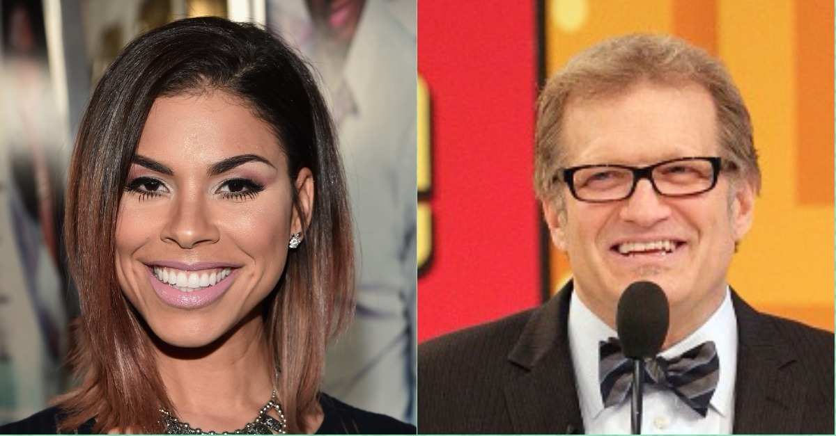 "A former ""Price is Right"" model is opening up about what she really thinks of Drew Carey"