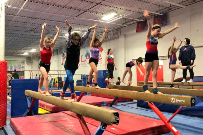 Chicago suburb gymnastics coach accused of sexual harassment