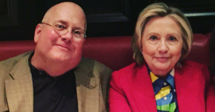 Hillary Clinton went to great lengths to protect a pervert campaign adviser if this new report is true