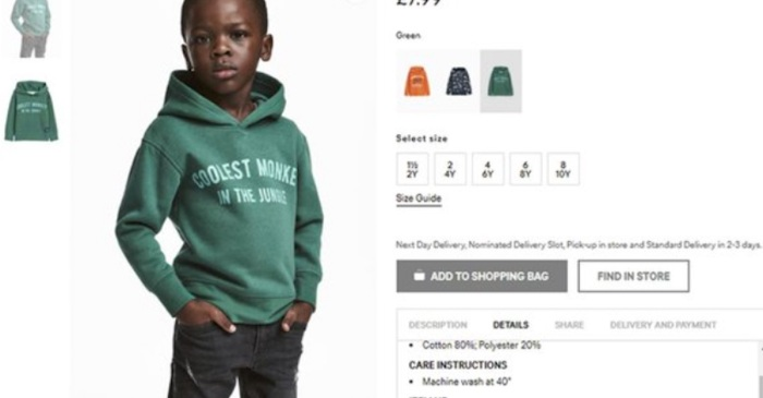Protesters completely trash H&M store in South Africa over controversial ad
