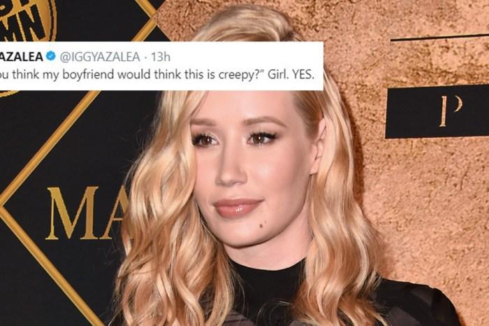 Iggy Azalea goes on Twitter rant about friend's strange shopping habit, and we agree
