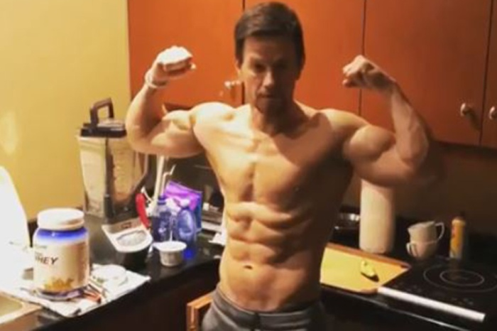 Hunky Mark Wahlberg reveals a not-so-secret fact about his beefy bod
