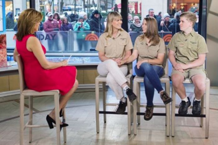 "Steve Irwin's family gets emotional opening up about how they're honoring the late ""Crocodile Hunter"""