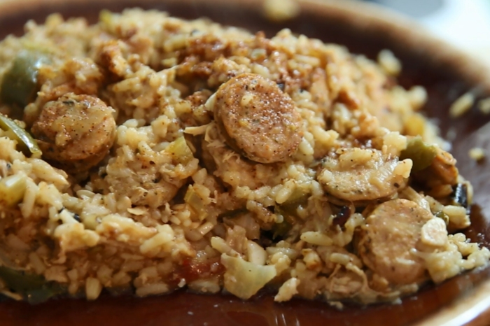Let's Make | This spicy jambalaya will keep everyone coming back for more
