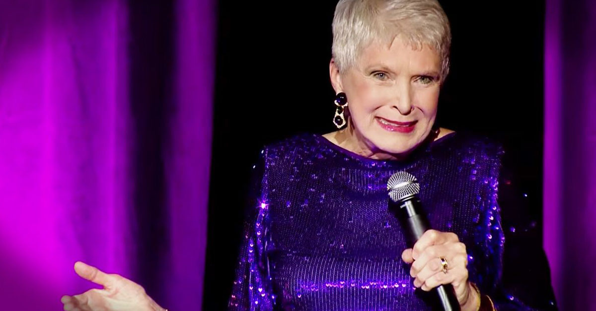 Chaos ensued when Jeanne Robertson sent her husband to the grocery store