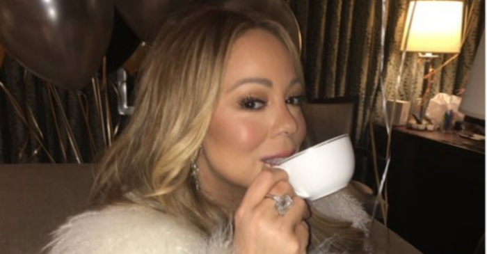 Mariah Carey's New Year's Eve performance complaint takes internet by storm