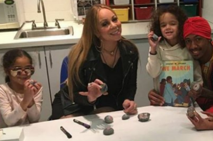 Mariah Carey and Nick Cannon stay together for the kids — well, sort of