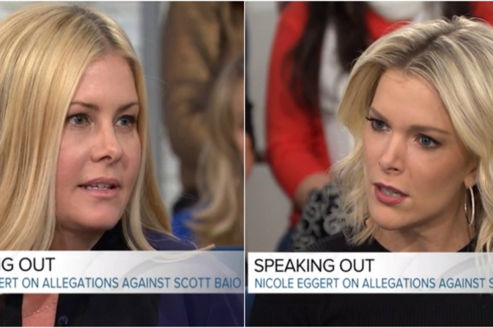 "Days after Scott Baio denied it all, Nicole Eggert went to Megyn Kelly on ""TODAY"""