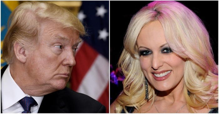 A 2011 interview with Trump's alleged porn star-fling surfaces