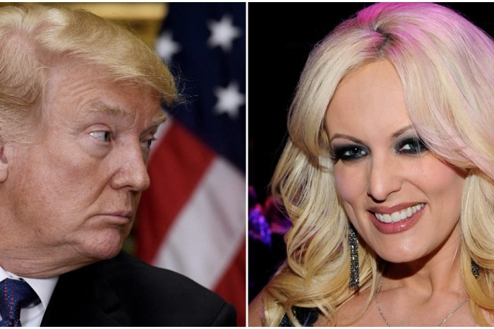 Stormy Daniels says she can now tell her story with Donald Trump, based on this technicality