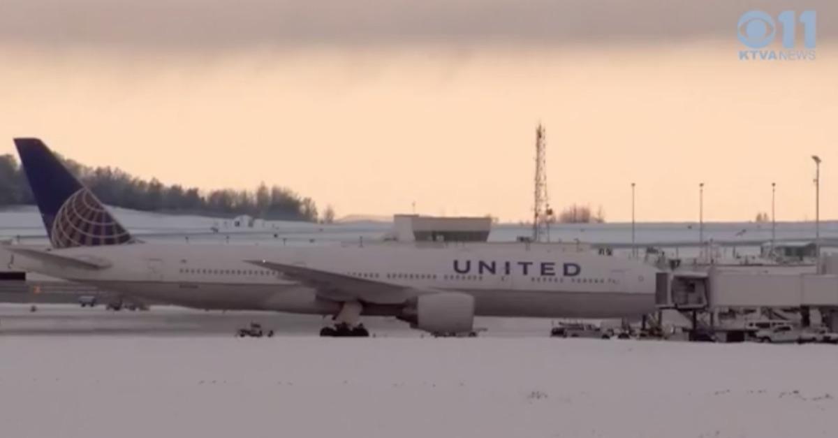 A plane passenger's epic bathroom meltdown flushed one flight right down the toilet