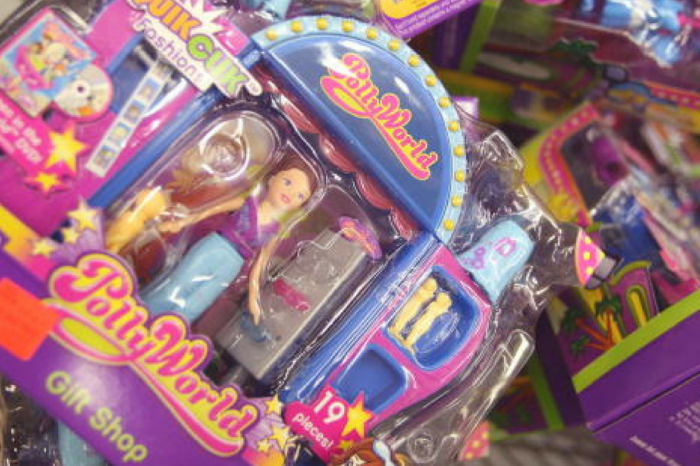Still have any old Polly Pocket toys? They could be worth a solid chunk of change these days