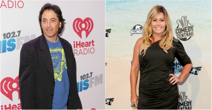 "Scott Baio claims his accuser Nicole Eggert wanted him to be ""her first"""